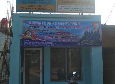 sedekah yatim dan dhuafa penghafal quran Bogor